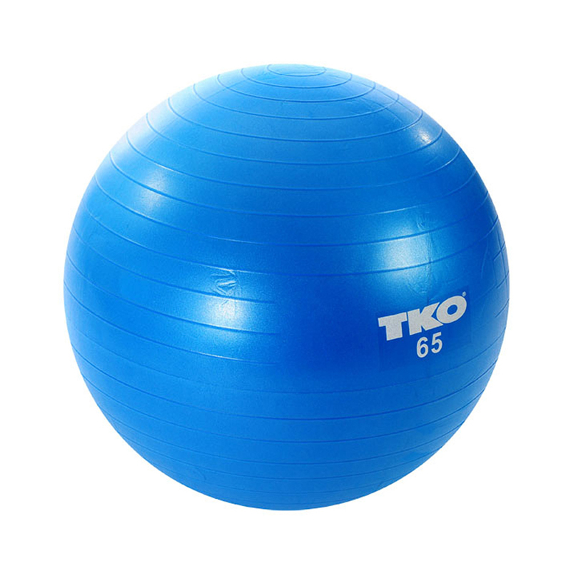 Balance Ball For Weight Loss: TKO 65CM Fitness Ball